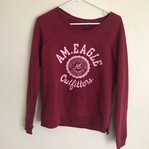 American Eagle sweatshirt pullover